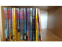 Selection of Horrible Histories, Horrible Science and Horrible Geography books