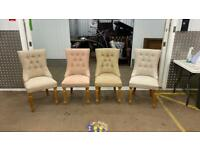 Brand new Laura Ashley dining chairs set of 4 £300