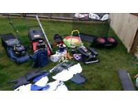 Job lot car boot sale