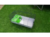Rabbit guinea pig cage / hutch - large