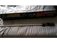 Star wars master replica lightsabres