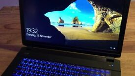 Selling gaming laptop Medion erazer