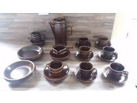 Vintage Wedgwood 29 piece Tea Set