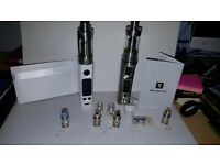 Electronic Cigarette/Vapour TC Mods and atties for sale