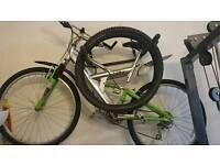 Saracen blitz mountain bike