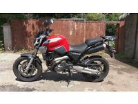 Yamaha, MT-03, 2009, 660 (cc)