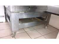 "32"" ZANOLLI PIZZA OVEN GAS CONVEYOR ,PIZZA COMMERCIAL CATERING"