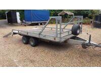 TRANSPORTER LARGE TRAILER