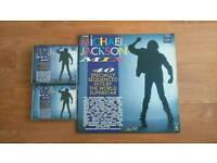 Michael Jackson mix cd vinyl record cassette tape
