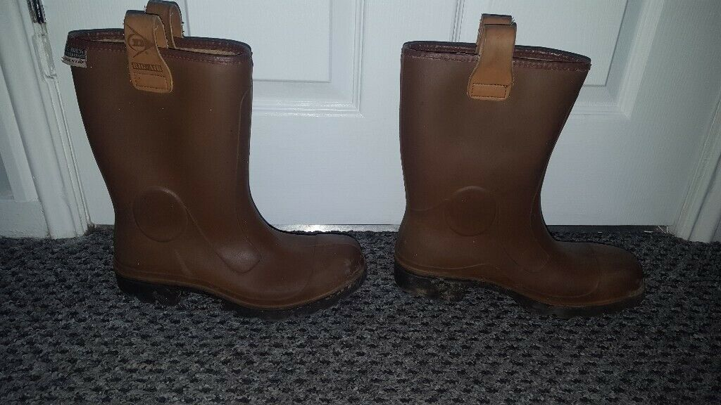 e50d3aee01d Wellington Dunlop RIG-AIR Rigger brown boots size 8. 100% waterproof, | in  Carrickfergus, County Antrim | Gumtree