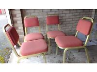 Dining / Conference Style Chairs x4