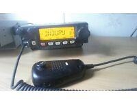 yaesu fm transceiver ft-2800m 2 meter upto 65 watts