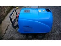 Idromatic steam power washer