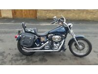 Harley davidson dyna mint condition