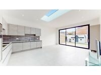 NW2 - Newly Refurbished 3 Bed Flat for Rent - Private Garden - Near Cricklewood Thameslink Station