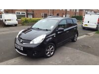 Nissan Note N-Tec - Full Nissan Service History, Immaculate, Diesel
