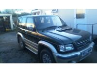 Isuzu trooper spares repairs