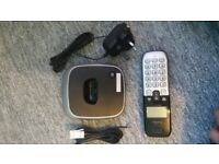 Binatone Cordless Telephone Veva 1700 Single- NO BOX