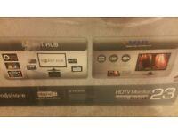 "Samsung Smart TV T23B551EW - 23"" - 1920 x 1080 Full HD (New In Original Packaging)"