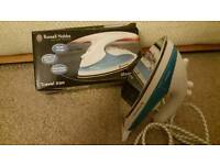 Russell Hobbs steam travel iron