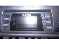 CASIO CTK-496 KEYBOARD