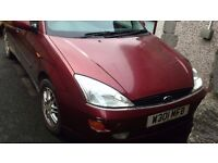 ford focus been in family owned buy my mother for ten years
