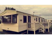 Static caravan for sale skegness east coast England LINCOLNSHIRE INGOLDMELLS chapel not haven