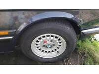 Bmw e28 5 series alloy wheels bottle top caps full set 81-88 520i 518i 525i e31 e21 can post