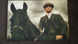 New canvas peaky blinders tommy.large 20 x 30 inch