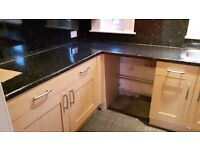 Spacious 1 bedroom upper floor flat for rent , Airdrie town centre , £375 pcm , no dss !!! ,