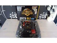 gigabyte z97x sli motherboard