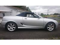 MG, MGTF, Convertible, 2003, Manual, 1796 (cc), 2 doors