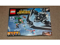Lego 76046 DC Comics Super Heroes Heroes of Justice: Sky High Battle - Brand New