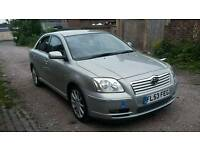 For sale Toyota Avencis d4 2.0 diesel
