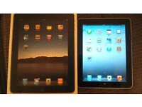 Apple ipad 1st generation 32gb, wifi 9.7in black