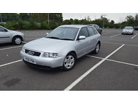 AUDI A3, 1.6, PETROL, 2002, MOT, EXCELLENT DRIVES