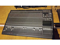 Mackie 32-8 mixing desk complete with original power supply unit