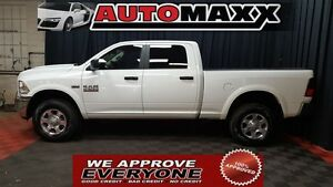 2016 Ram 2500 Outdoorsman Crew 4x4! $285 Bi-Weekly! APPLY NOW!