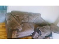 dfs 3 seater and 5 seater for sale