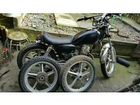 125cc chopper loads of spares 400