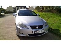 2007 Lexus IS220 Diesel - 1 year mot drives excellent is220d