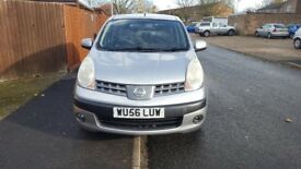 Nissan Note 1.4 16v SE 5dr - VERY LOW MILEAGE