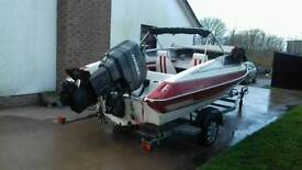 Fletcher speed boat cheap