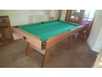 Pool Table 5ft 6in