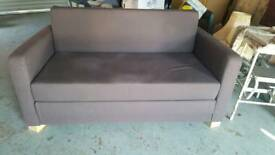 Double bed chair