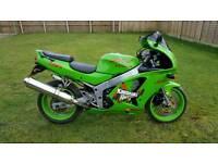 Kawasaki zx6r 12 months mot