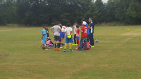Junior football team urgently seeking under 8's player to play in league games