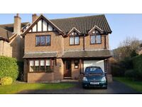 2 Double Rooms in 4 bed detached house in Branston - fully furnished