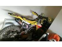 For swaps Rmz 450 2007 race bike thousands spent absolute power house