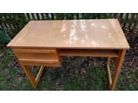 John Lewis Light Oak Desk